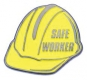 213 87311 2 - Safe Worker Pin 1