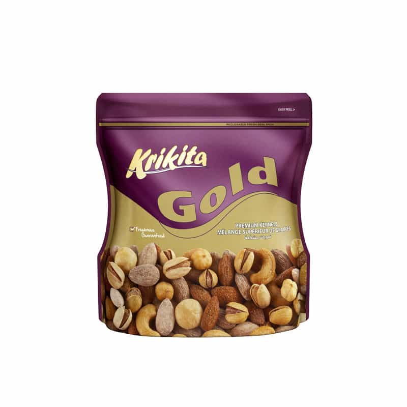 Krikita Gold Mixed Nuts