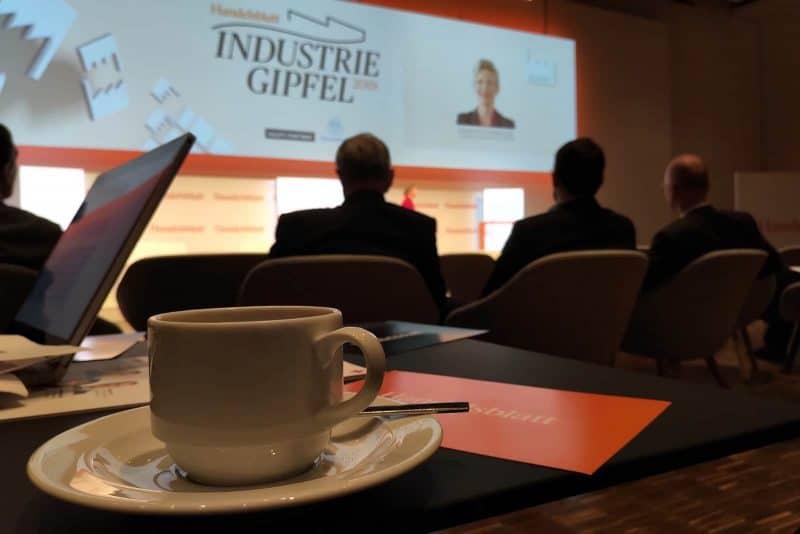 Industriegipfel 2019 mit Harkort