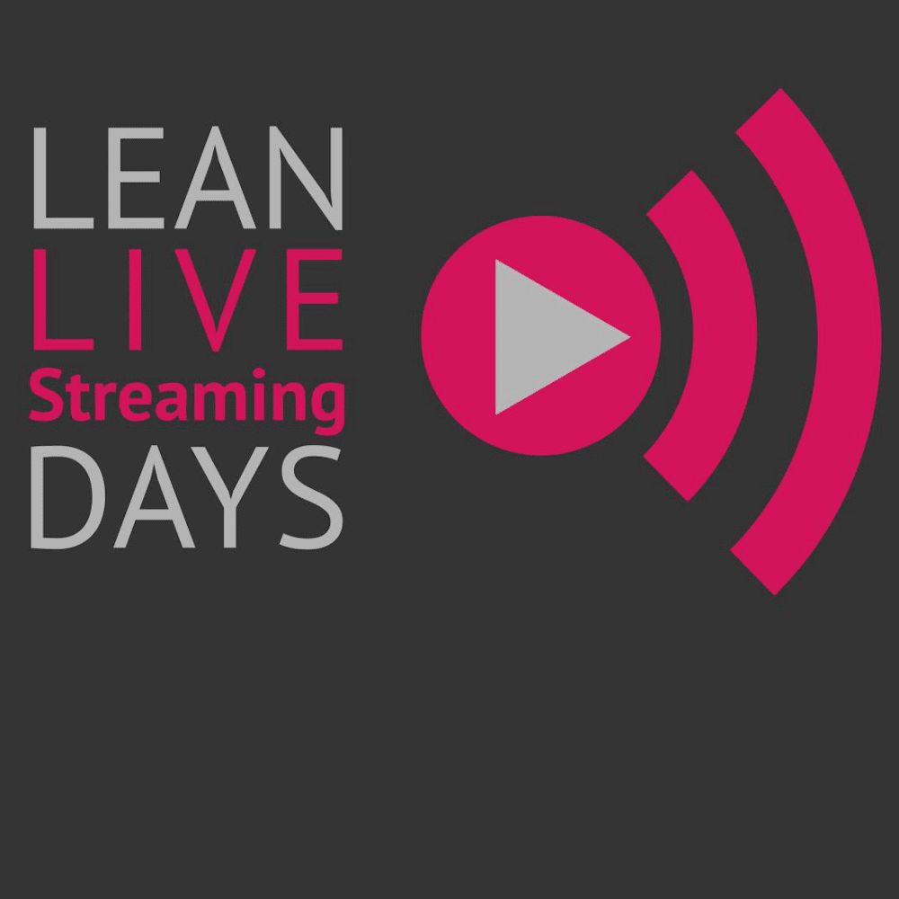 Harkort auf den Lean Live Streaming Days