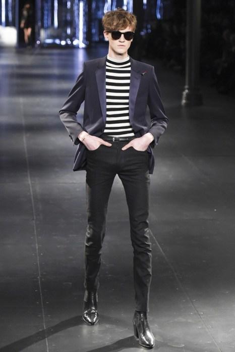 Yves Saint Laurent   Giovanni Gianonni (WWD)