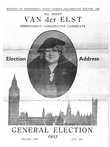 Parliament Advertisement