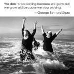 QUOTE: George Bernard Shaw