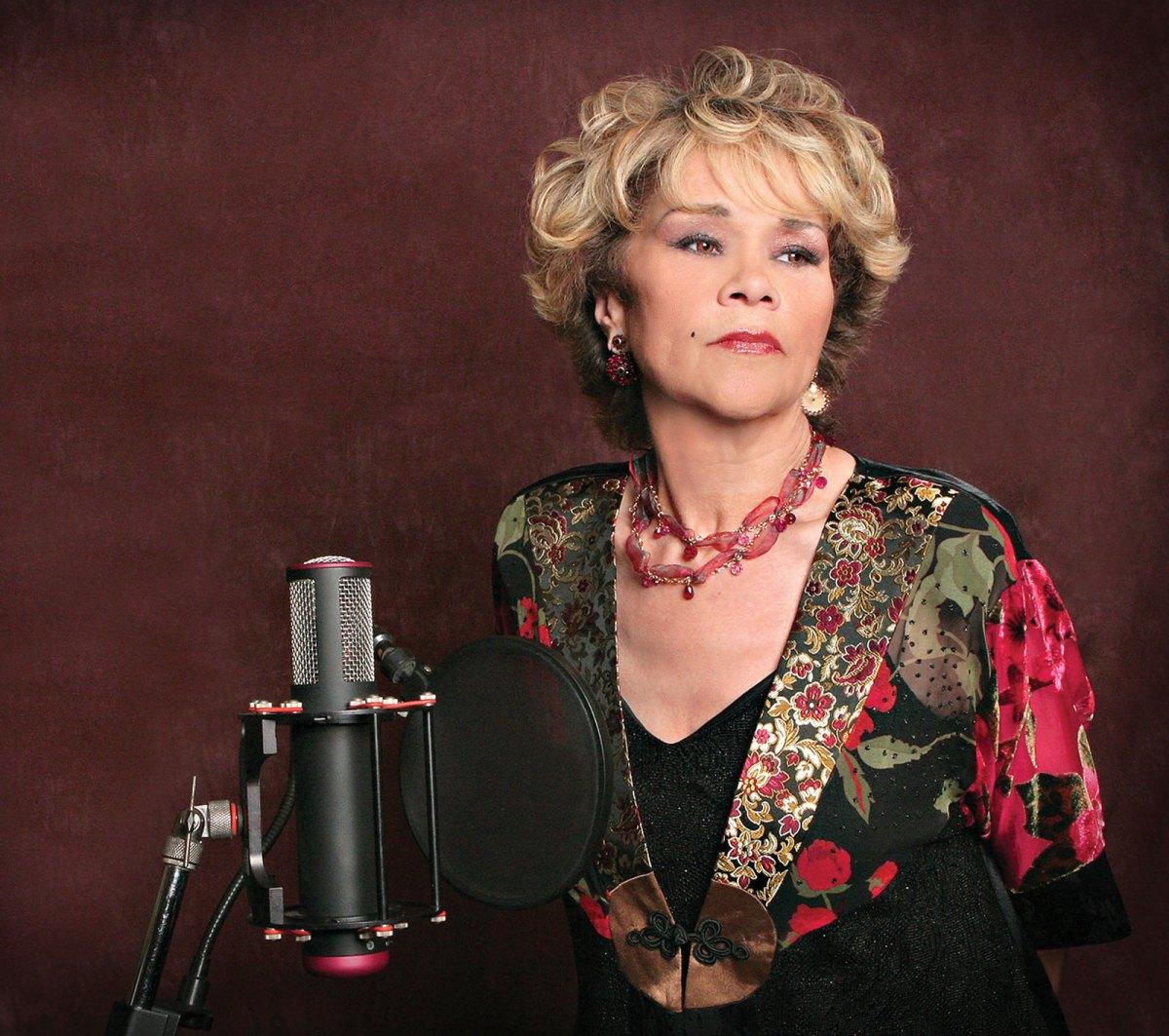Sunday Jazz Corner With Etta James