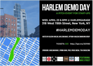 harlem demo day