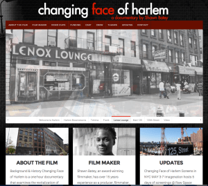 changing face of harlem