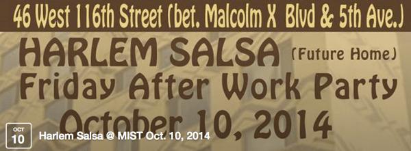 Harlem Salsa MIST
