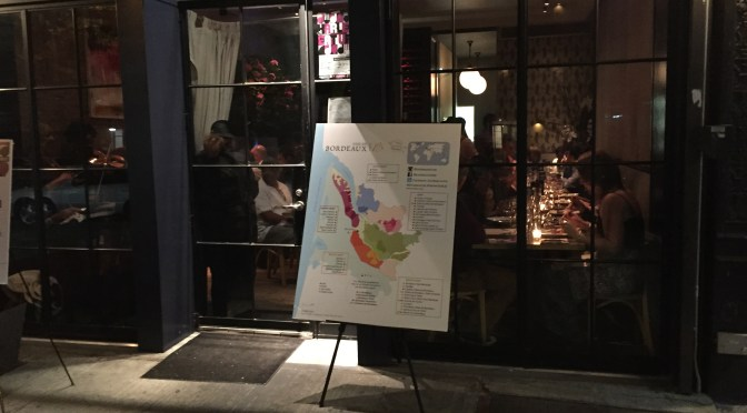 HarlemEatUp at Harlem's The Five and Diamond