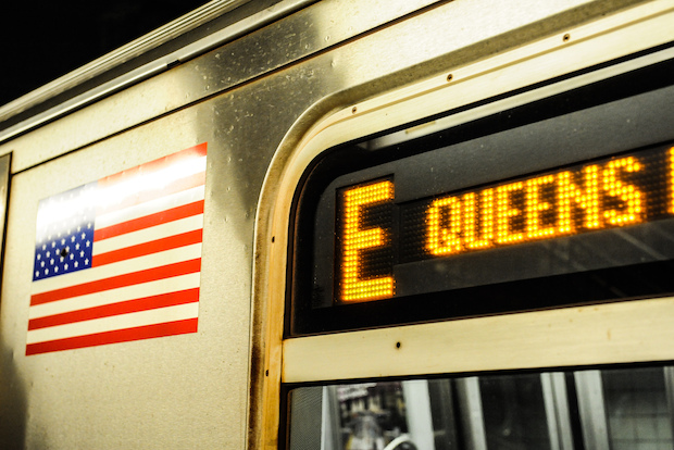 The E is one of 12 subway lines slated for service changes this weekend.