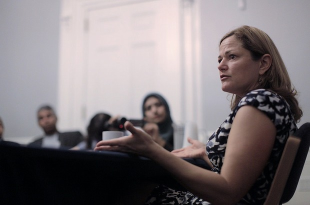 A Harlem non-profit is criticizing City Council Speaker Melissa Mark-Viverito for not supporting an asthma protection bill.