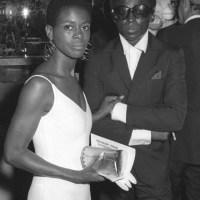 Harlem's Cicely Tyson And Miles Davis