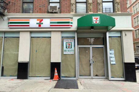 7 eleven in east  harlem