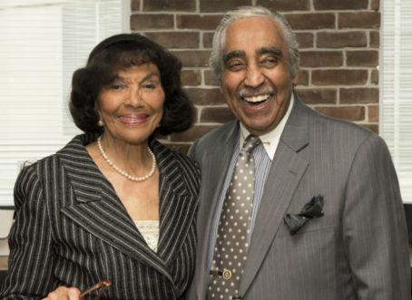 alma and charles rangel
