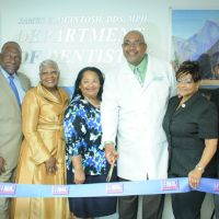 Harlem Hospital Opens New Dental Center