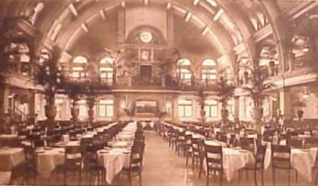 Pabst's Harlem Restaurant And Dance Hall
