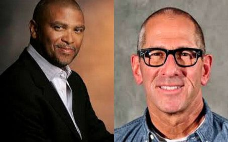 Reginald Hudlin And Phil Gurin