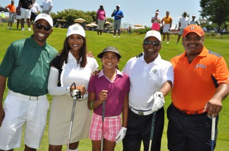 Wendell Haskins - Beverly Johnson - Amari Tigress Avery - Lee Elder - Roland Martin