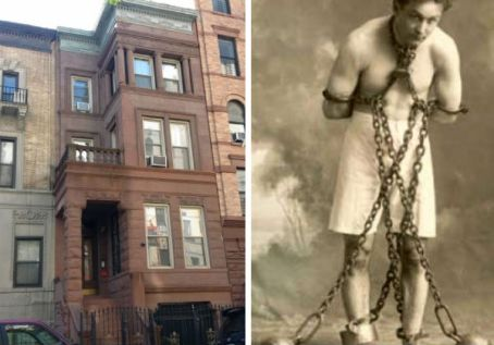 houdinin harlem haunted