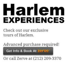 harlem experiences logo and banner hw sites