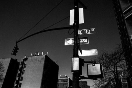 110th street in harlem