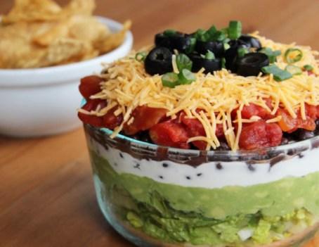 Super-Bowl-Veg-Recipes-Healthy-7-Layer-Dip-5-e1359473453458