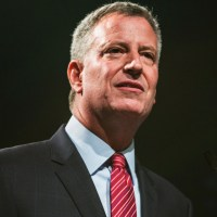 "de Blasio Administration Launches ""NYC Go Purple Day"" New Domestic Violence Ad Campaign"