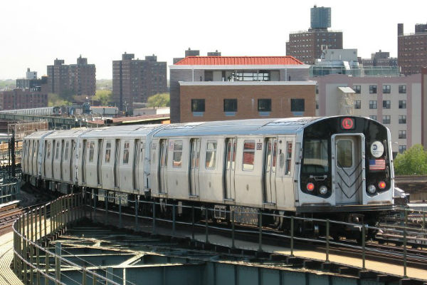 L train line in nyc