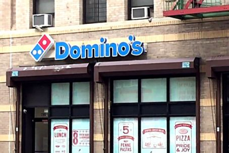 Domino's in harlem