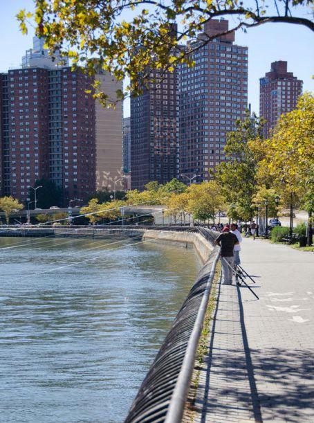 esplanade east river