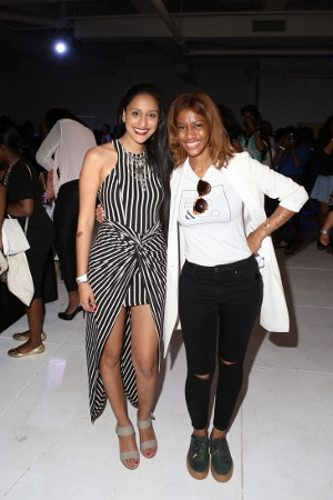 Stephanie and Latoya Gordon