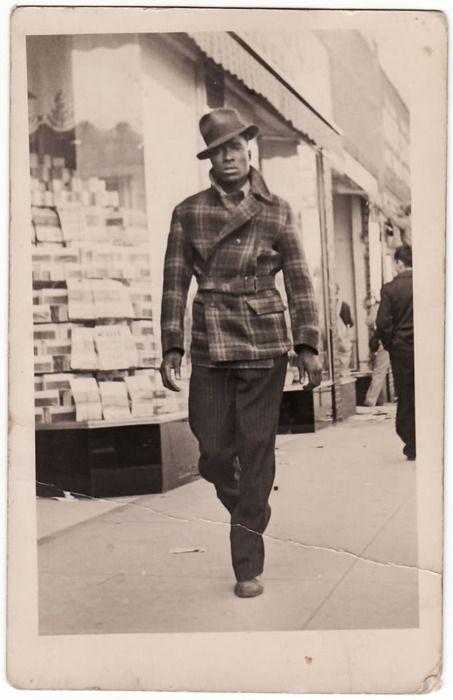 harlem style 1950
