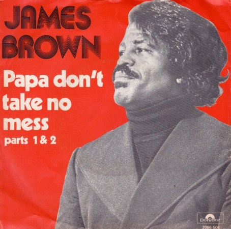 james brown papa