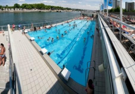 pool in france