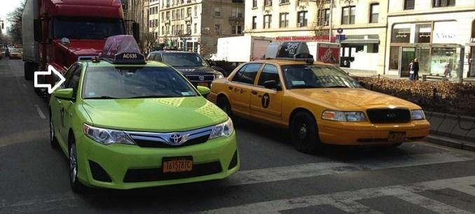 Taxicabs-NewYorkCity-BoroTaxigreenyellowMedallion