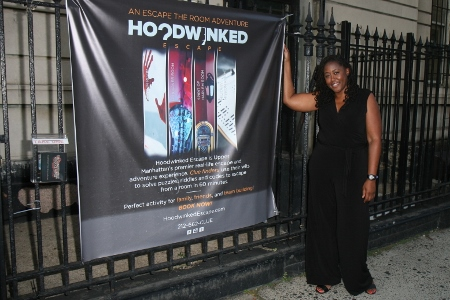 Hoodwinked Escape Founder Michele Ware