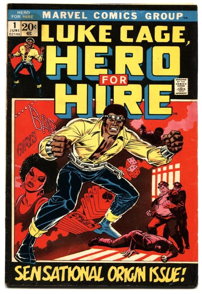 luke-cage-first-issue-bronze-age-key-comic-fn