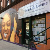 "Harlem's Mark D. Levine, Says ""What Can We Do To Help?"""