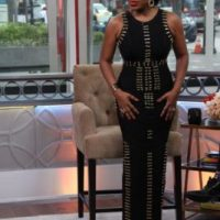 Harlem Fave Sheryl Lee Ralph Visits 'Hollywood Today Live,' 'Access Hollywood Live' And 'Talk Stoop'