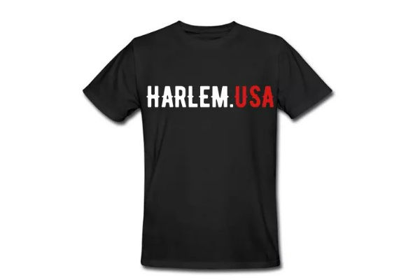 The Harlem World Gear HARLEM USA Collection 2017