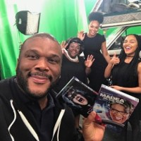 Tyler Perry Speaks Out After Mo'Nique Talks About Him And Oprah At The Apollo