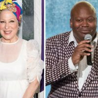 Harlem's Bette Midler, Tituss Burges And Others At New York Restoration Project's Picnic