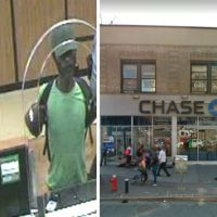 Man Robs Harlem's Chase Bank Of $2,000