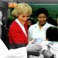 The Fab Princess Di Visits Harlem Hospital 1989 (Update)