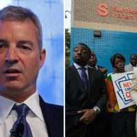 Dozens Of Protesters At Success Academy Charter School Call For Dan Loeb's Resignation