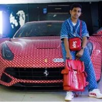 15-Year-Old Rashed Belhasa The Dapper Dan Of Dubai