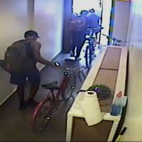 Bike Thieves Hit Harlem Apartment Building