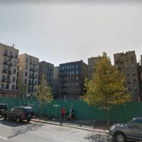145th Street Development In Harlem
