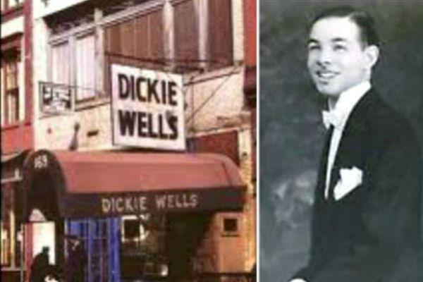 Dickie Wells Club, Harlem, New York, 1940-1950