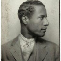 Harold Jackman, The Boulevardier Of Harlem, 1920's (Photograph)