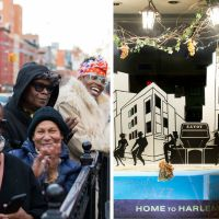 Walk Don't Crawl To The Harlem Holiday Windows And Tour By ArtCrawl Harlem